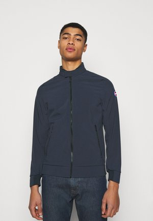 MENS JACKETS - Summer jacket - dark blue
