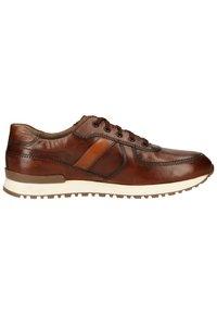 Fretz Men - Sneakersy niskie - cognac 37 - 2