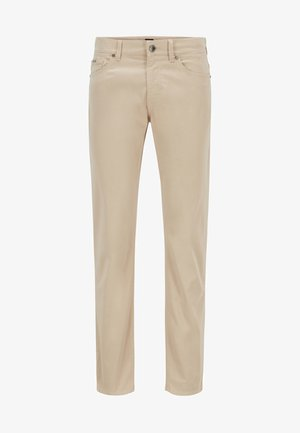 DELAWARE - Slim fit jeans - light beige