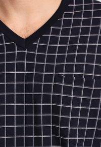 Schiesser - SET - Pyjama set - dunkelblau - 3