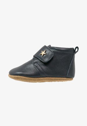 BABY STAR UNISEX - First shoes - navy