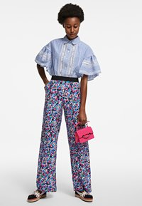 KARL LAGERFELD - Trousers - multi-coloured - 1