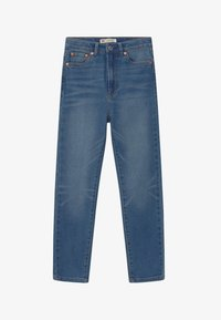 Levi's® - RIBCAGE  - Jeans Straight Leg - light-blue denim - 2