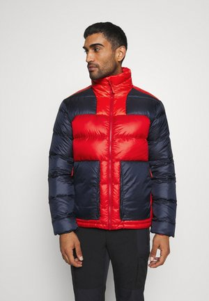 FLASH JACKET - Gewatteerde jas - red lacquer