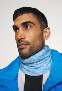 Buff - POLAR THERMAL NECKWEAR - Braga - fairy snow/turquoise - 1