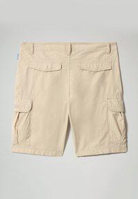 Napapijri - N-ICE CARGO - Shorts - natural beige - 7