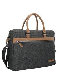 Bugatti - Briefcase - grau - 2
