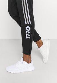 adidas Performance - Pantaloni sportivi - black - 6
