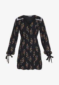 Fashion Union - LEONA - Day dress - black - 3