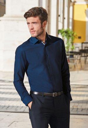SIGNATURE - Formal shirt - blue