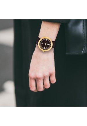 LUCREZIA - Watch - dunkelbraun