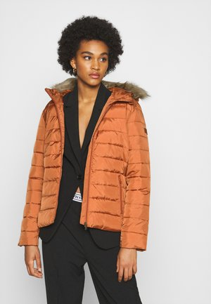 ROCK PEAK FUR - Light jacket - auburn