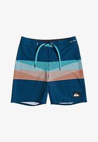"Quiksilver - HIGHLINE SEASONS 16"" - Swimming shorts - majolica blue - 0"