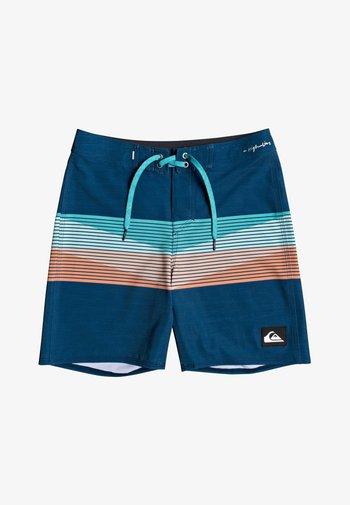 "HIGHLINE SEASONS 16"" - Swimming shorts - majolica blue"