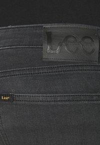 Lee - MALONE - Jeans slim fit - dark eden - 4