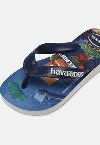Havaianas - MINECRAFT - Tongs - white - 4