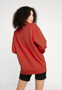 adidas Originals - CREW - Sweater - trace scarlet/white - 2