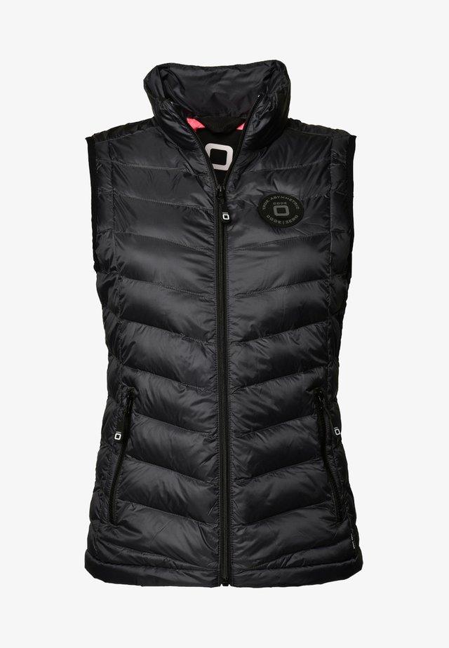 JACKYARD  - Waistcoat - black