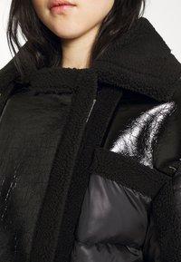Topshop - Winter jacket - black - 6