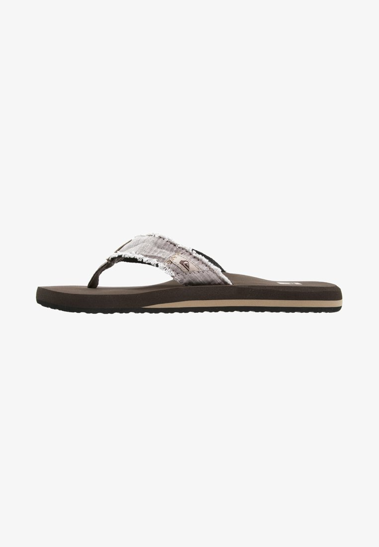 Quiksilver - MONKEY ABYSS - T-bar sandals - brown