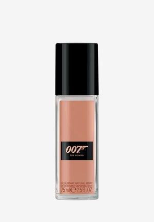 JAMES BOND 007 FOR WOMEN DEO - Deodorante - -