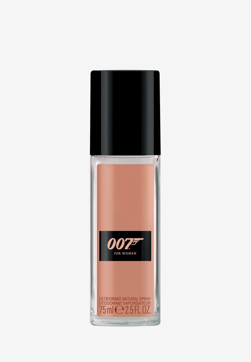 James Bond Fragrances - JAMES BOND 007 FOR WOMEN DEO - Deodorant - -