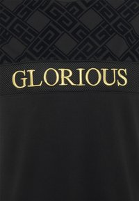 Glorious Gangsta - HERVOS TEE - T-shirt con stampa - jet black - 2