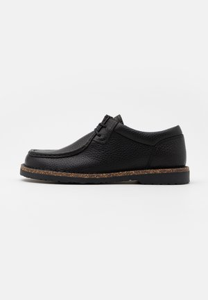 PASADENA NARROW FIT - Stringate - black