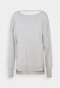 Sweaty Betty - AFTER CLASS SPORT - Sweatshirt - light grey marl - 5
