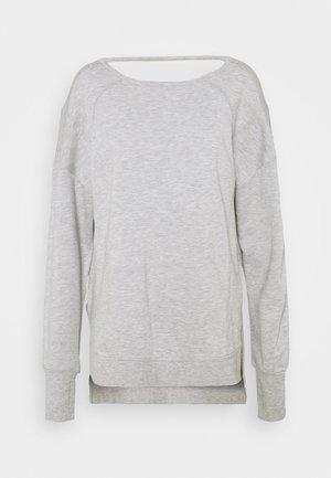 AFTER CLASS SPORT - Sweater - light grey marl