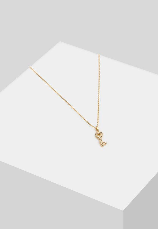 ELEGANT  - Necklace - gold-coloured