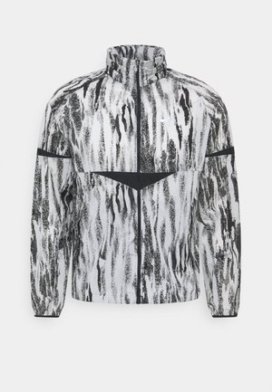 WINDRUNNER - Sports jacket - light smoke grey/black