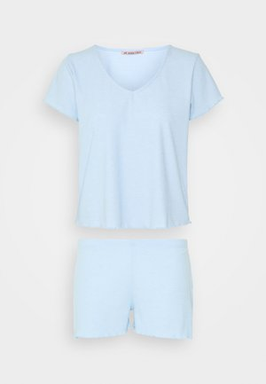 SET - Pyjama set - light blue