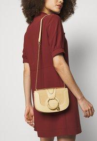 See by Chloé - Hana Evenning bag - Across body bag - seed brown - 2