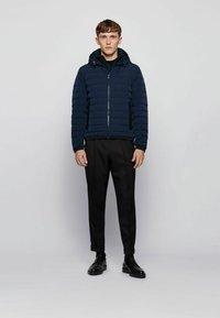 BOSS - Down jacket - dark blue - 1