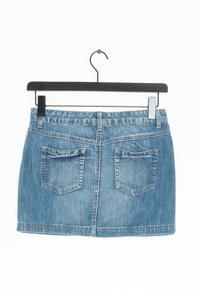 Benetton - Spódnica jeansowa - blue - 1
