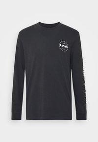 Levi's® - GRAPHIC TEE UNISEX - Long sleeved top - blacks - 4
