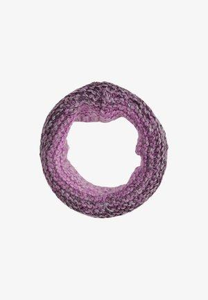 LOOP MIT FARBVERLAUF - Snood - pink knit