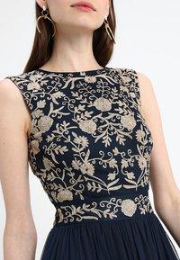 Lace & Beads Tall - ANDORA MAXI - Robe de cocktail - navy - 3