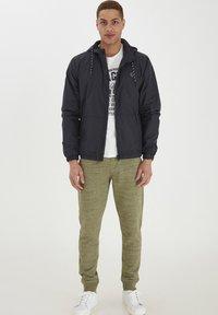 Blend - OUTERWEAR - Summer jacket - black - 1