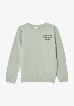 RELAX FIT DEFACTO BOY SWEATSHIRT - Sweatshirt - turquoise