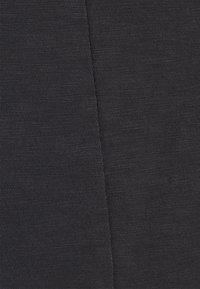 rag & bone - THE SLUB DRESS LABEL - Jersey dress - black - 2
