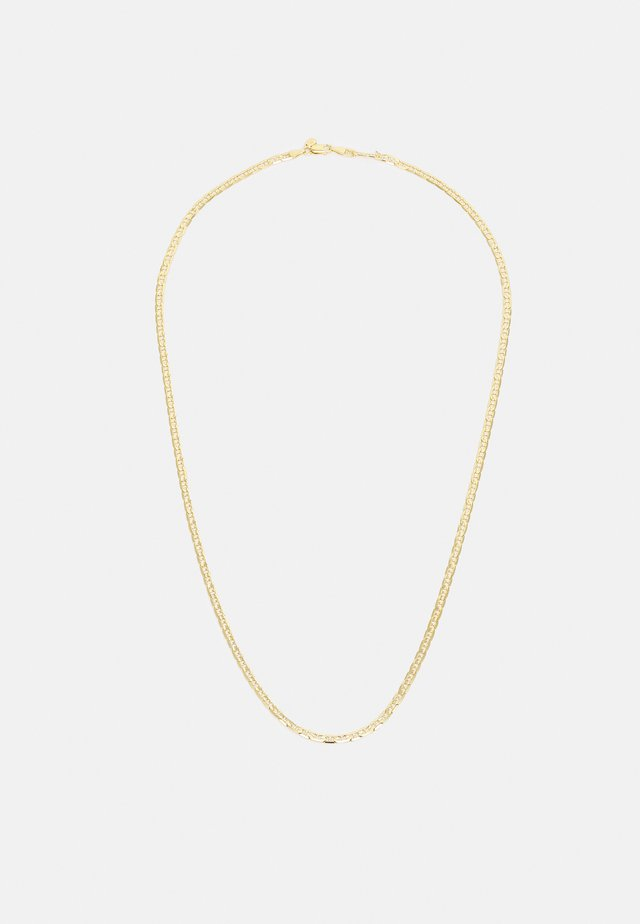 CARLO NECKLACE UNISEX - Necklace - gold-coloured