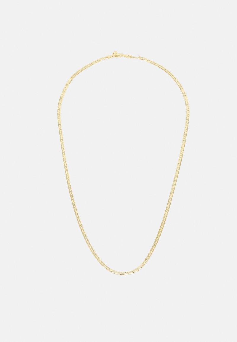 Maria Black - CARLO NECKLACE UNISEX - Necklace - gold-coloured