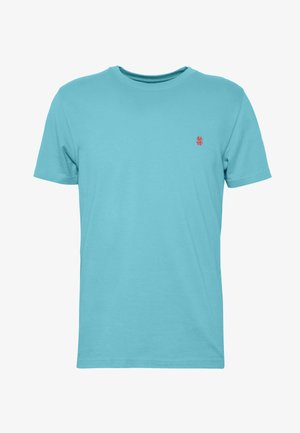BASIC SOLID TEE - T-shirts basic - blue