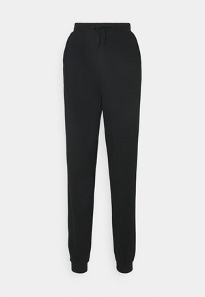 PCROKKA PANTS LOUNGE - Pantalon de survêtement - black