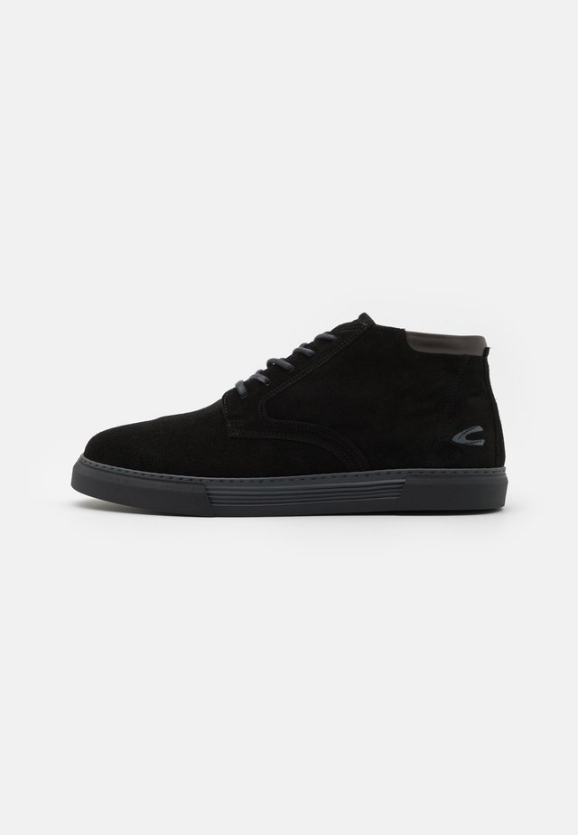 BAYLAND ORION - Höga sneakers - black