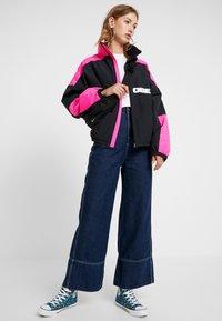 Obey Clothing - BRUGES JACKET - Training jacket - black - 1