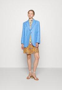 Closet - CLOSET A-LINE DRESS - Day dress - yellow - 1