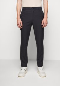 Holzweiler - HAROLD TROUSERS - Cargo trousers - blueberry - 0